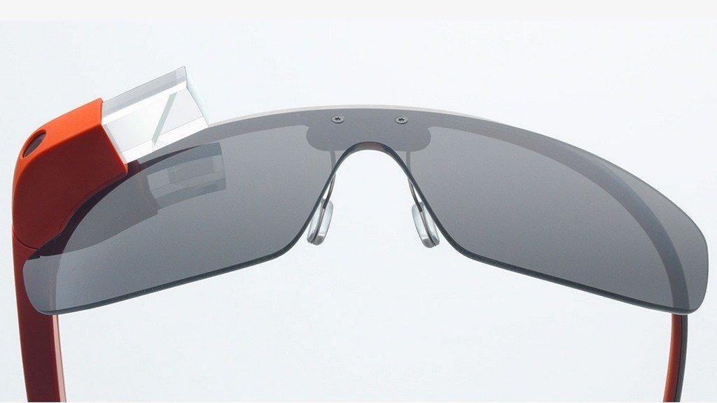 Гаджет Google Glass