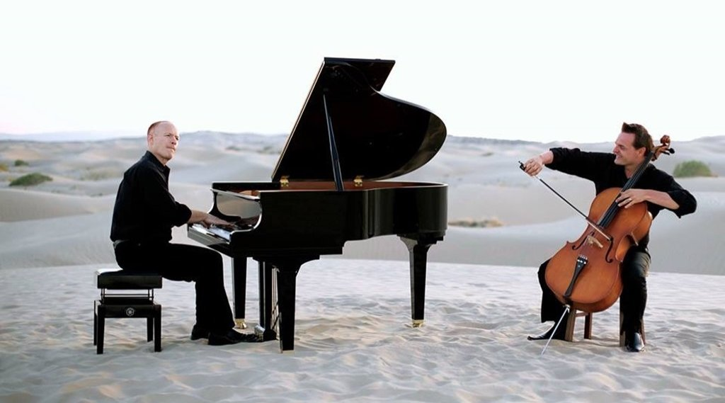 the piano guys. Музыка