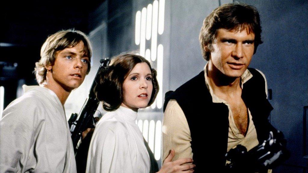 Звездные войны. Новая надежда