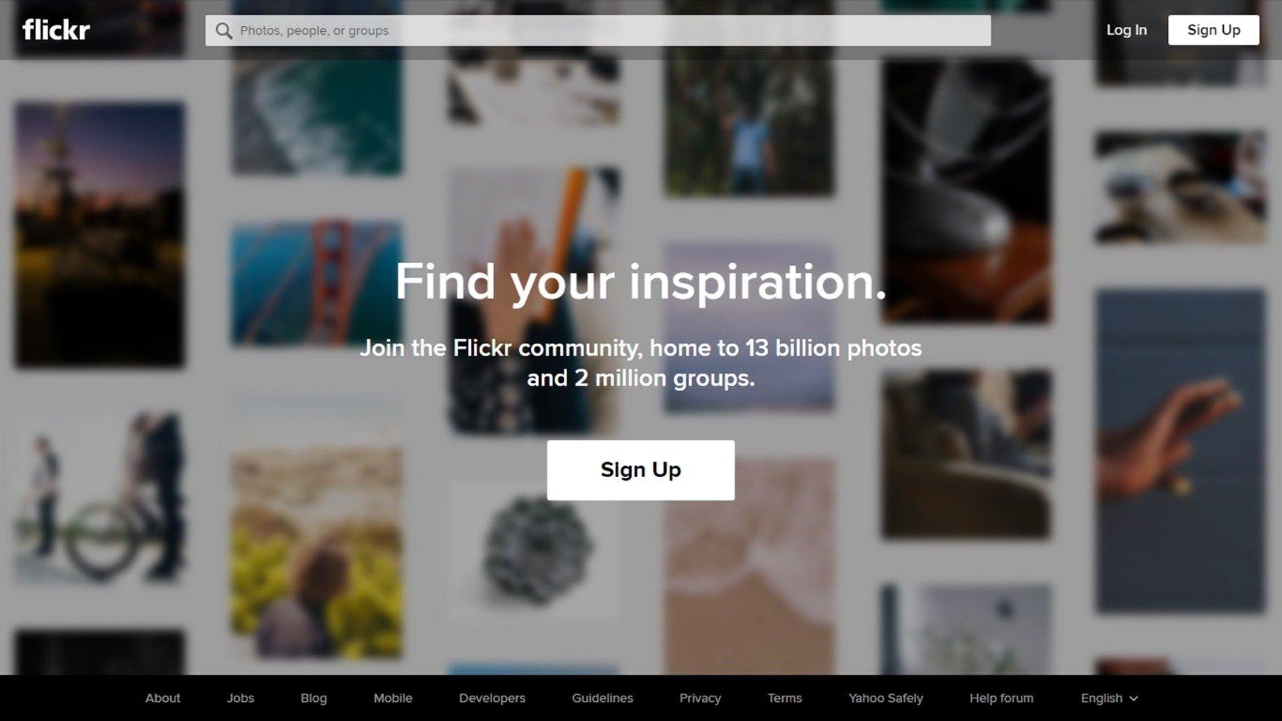Выбираем сайты-портфолио для фотографа