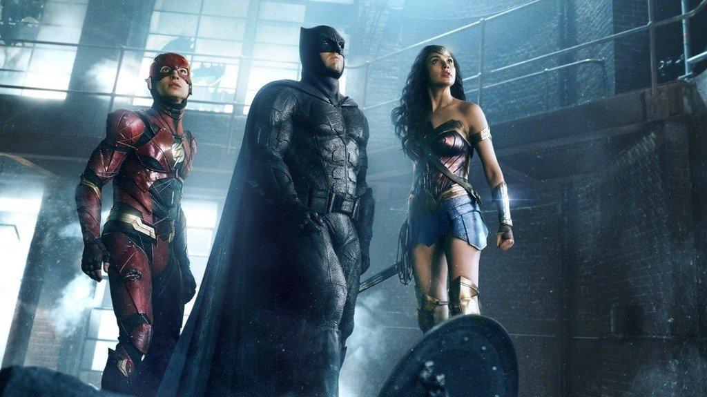 Лига Справедливости. Рецензия
