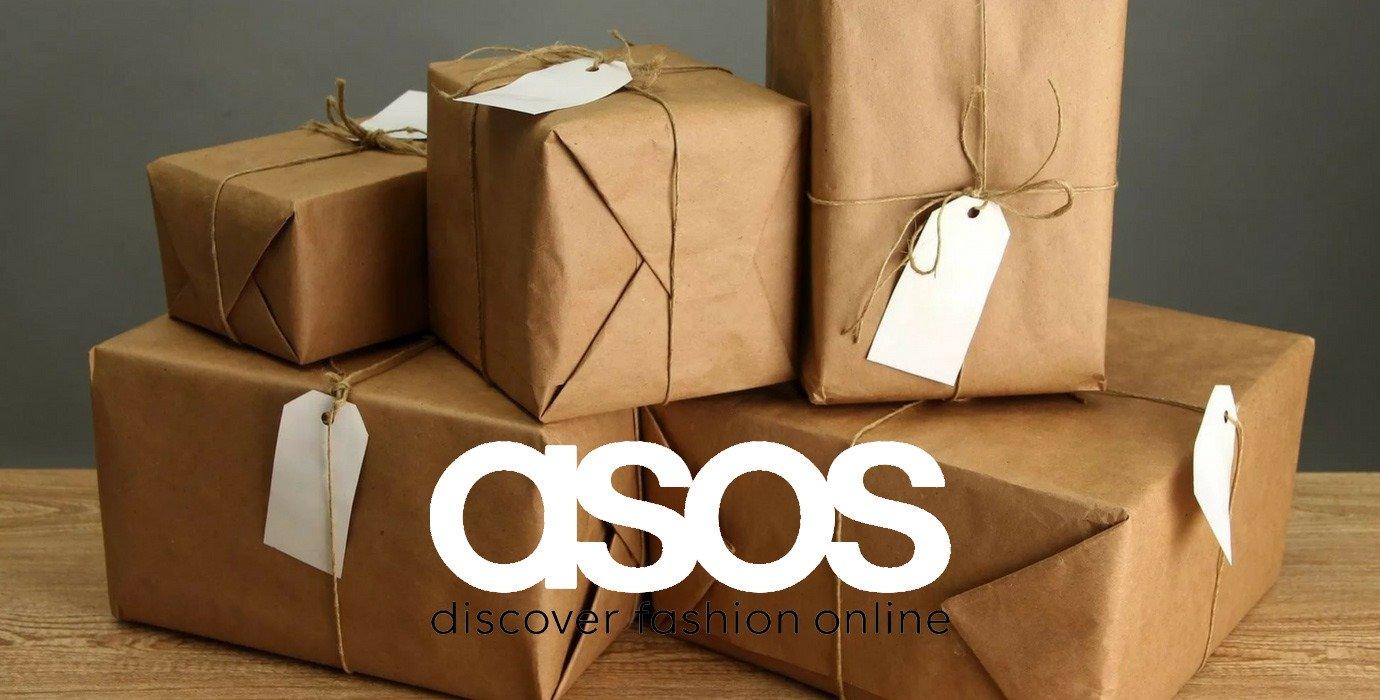 Как отследить посылку Asos